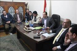 «مجلس الصيادلة» يبحث التعاون مع «صحة النواب»