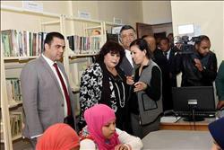 صور  المكتبات المتنقلة تنطلق من الأسمرات إلى منشأة ناصر