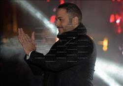 صور| رامي عياش يُغني لجمهوره «الناس الرايقة» في شرم الشيخ