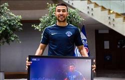 تريزيجيه: سعيد بتواجدي ضمن أفضل 25 لاعبًا عربيًا