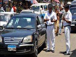 تحرير 330 مخالفة مرورية متنوعة بالقاهرة