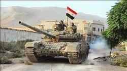 الجيش السوري يسيطر على قرية تل طوقان بريف إدلب