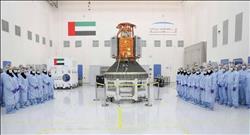 تدشين أول قمر صناعي إماراتي 100%