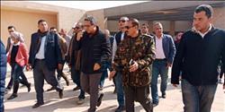 غلق «مينا هاوس» و«نزلة السمان» بعد افتتاح مشروع تطوير الأهرامات