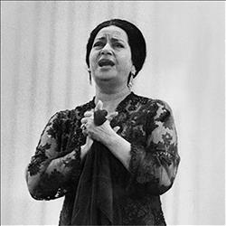«صوت القاهرة» تكشف حقيقة ملكيتها لأغاني «كوكب الشرق»