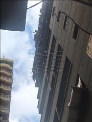 إيقاف البناء المخالف بـ4 عقارات ومصادرة المعدات بالإسكندرية