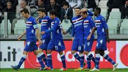 سامبدوريا وتورينو يتعادلان 1/1 في الدوري الإيطالي