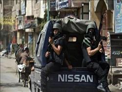 ضبط 4 كيلو هيروين خلال حملات أمنية بالمحافظات