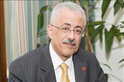 وزير التعليم: نتفاوض مع «كامبريدج» لتعميم «مناهج النيل» بالمدارس |حوار