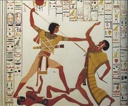 صور| كبير الأثريين: الألعاب المصرية القديمة مارسها الفراعنة ووثقوها على الجداريات