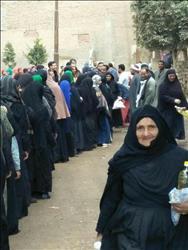 مصر الخير توزع 34680 شنطة مواد غذائية بالمنيا
