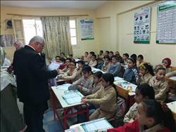 انتظام الدراسة في 3800 مدرسة بالبحيرة
