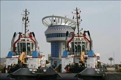 56.6 ألف طن رصيد صومعة الحبوب والغلال بميناء دمياط