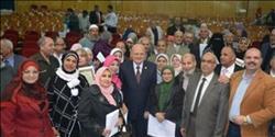 «مصر الامل والمستقبل» فى مؤتمر الشباب الاول بجامعة الزقازيق