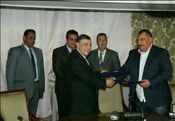 اتفاقية تعاون بين المركز القومي للبحوث وإحدى المزارع السمكية