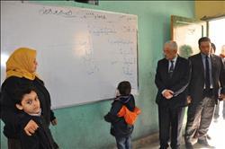 وزير التعليم يحيل مدير مدرسة للتحقيق في أول أيام الدراسة