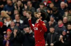 فيديو.. محمد صلاح يواصل كسر الأرقام القياسية مع ليفربول
