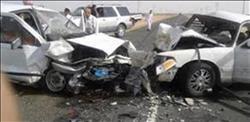 إصابة 15 عاملًا في حادث تصادم سيارتي نقل بالشرقية