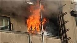 حريق داخل شقة سكنية بالحوامدية ولا اصابات