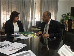 «منى محرز» مبادرة بناء مصر جددت آمال الشباب في المشروعات الصغيرة والمتوسطة