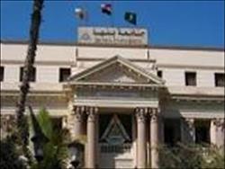 إضراب ضباط الأمن الإداري بجامعة بنها