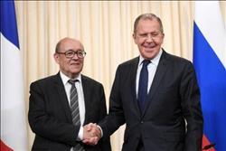 لافروف ولو دريان يبحثان نتائج مؤتمر سوتشي خلال اتصال