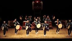 """طبول """"كودو"""" اليابانية بمسرح سيد درويش بأوبرا الإسكندرية"""