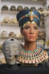 نحت تمثال تقريبي لـ«نفرتيتي».. وعلماء: والدة «توت عنخ أمون»