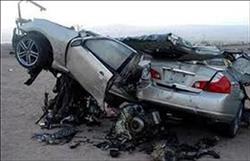 مصرع وإصابة 18 عامل في انقلاب سيارة بالمنيا