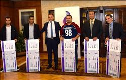 25 فائزًا بمسابقة «كأس العالم» من المصرية للاتصالات
