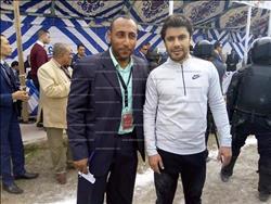 العميد أحمد حسن: سعدت بالمشاركة فى مباراة نزلاء السجون والاتحاد السكندري