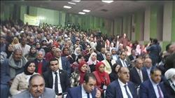 مؤتمر جماهيري لدعم «السيسي» بالانتخابات في شبرا الخيمة