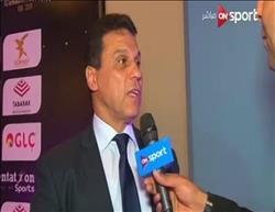 البدري: أصبحت أكثر مدرب مصرى تحقيقاً للبطولات المحلية والأفريقية