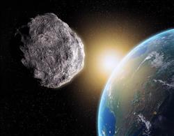 بالفيديو والصور| كويكب ضخم يقترب من الأرض