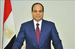 الرئيس السيسي في مطروح لافتتاح مشروعات تنموية