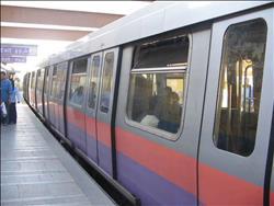توقف حركة مترو الخط الثاني من شبرا إلى الخلفاوي