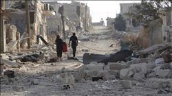 المرصد السوري: الغوطة الشرقية تشهد أدمى أسبوع منذ 2015