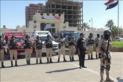 حملات أمنية في السويس بالتزامن مع عمليات الجيش بسيناء