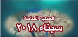 هاشتاج «سيناء» و«تحيا مصر» يتصدران تويتر بعد عملية سيناء 2018
