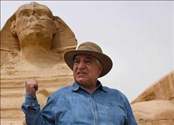 زاهي حواس عن عملية «سيناء 2018»: «فخورون بالجيش المصري»