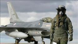 بالفيديو| القوات الجوية توجه ضربات مركزة ضد البؤر الإرهابية بسيناء