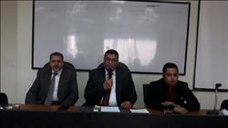 معهد محاماة المنوفية يعقد ثالث محاضراته بنادي شبين الكوم