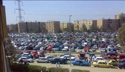 على مساحة 35 فدانًا.. سوق سيارات بطريق السخنة بديلًا لـ«العاشر»