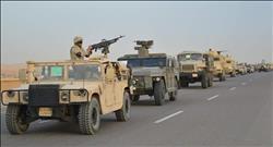 مقتل 16 تكفيريًا وتدمير 66 هدفا و3 مخازن للمتفجرات بعملية «سيناء 2018»