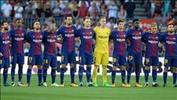 تعرف على تشكيلة برشلونة لمواجهة خيتافي بالدوري الإسباني