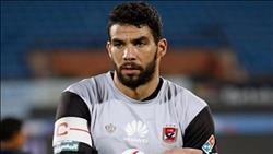 صورة| إكرامي يعلق على استبعاده من مباراة الأهلي والمقاولون