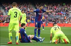 برشلونة يواصل نزيف النقاط بالتعادل مع خيتافي