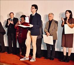 «أخضر يابس» بمسابقة مهرجان المركز الكاثوليكي ضمن أفضل 5 أفلام لـ 2017