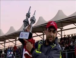 المصري أحمد حمادة يحصد المركز الثالث في مسابقة «ريدبول دريفت 2018»