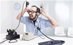 تداخل خطوط الهواتف.. خلل فني أم تنصت على المكالمات ؟